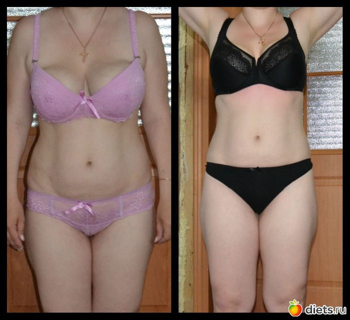 похудеть на 30 кг за 6 месяцев