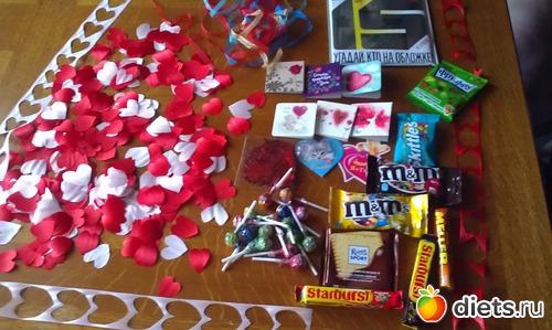 Как сделать сюрприз для любимого в домашних условиях 775