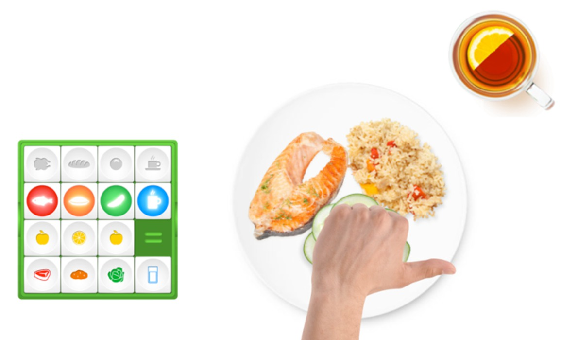 порции еды при правильном питании