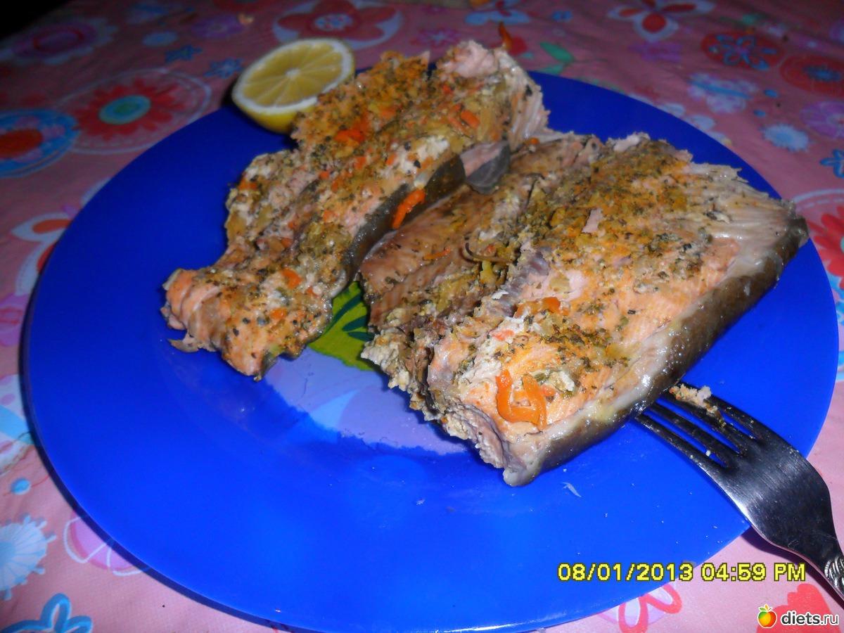 Филе горбуши рецепты в мультиварке с фото