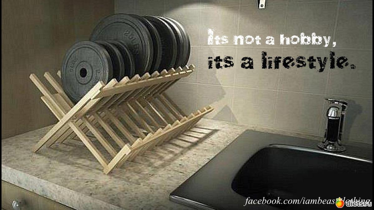 Прикольные картинки про фитнес 7