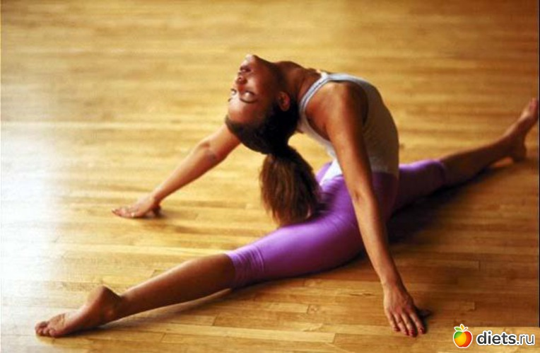 Акробатика для здоровья (Чтобы получить пользу для здоровья, недостаточно просто хаотично двигаться - все движения должны быть п