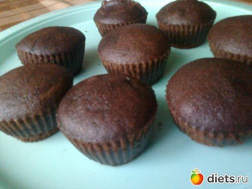рецепт шоколадного кекса с фото