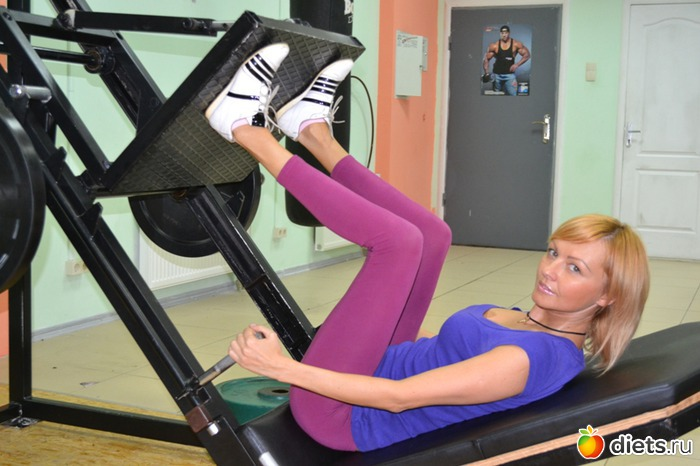 тренировка на тренажерах для похудения для женщин