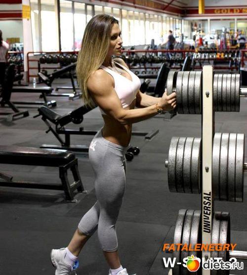 тренировка на сжигание жира для женщин