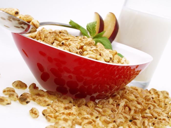 здоровое питание мюсли