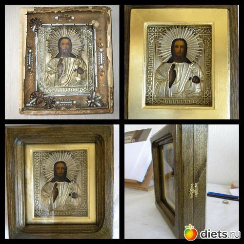 Иконы реставрация своими руками