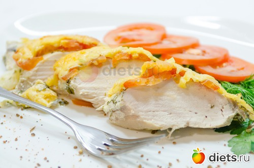 здоровое питание куриная грудка