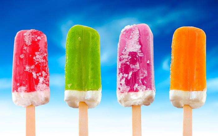 Как сделать мороженое самое легкое