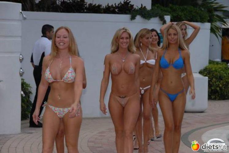 Конкурс бразильских мамочек