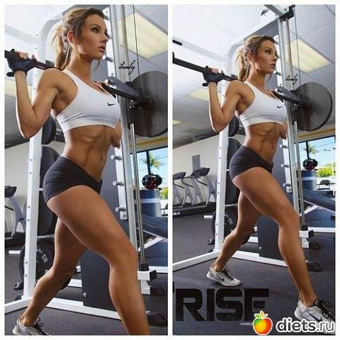 Фото девушек с спортивным телом фото 479-687
