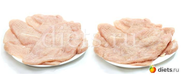 здоровое питание куриная грудка приготовление