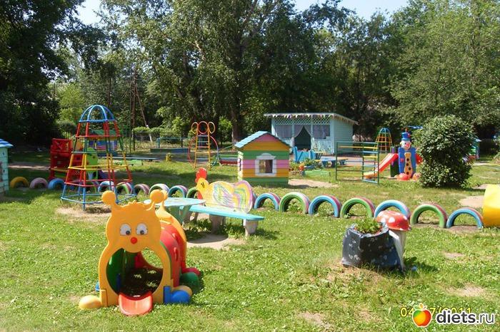 Фото детских садов своими руками