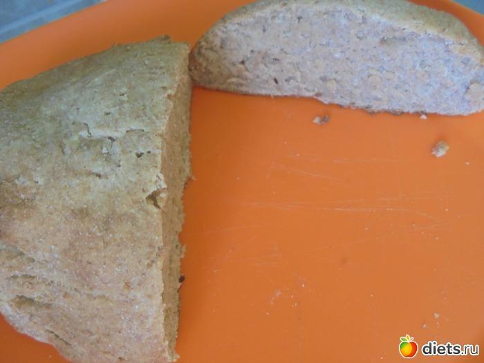 рецепт приготовления домашнего хлеба без дрожжей в духовке
