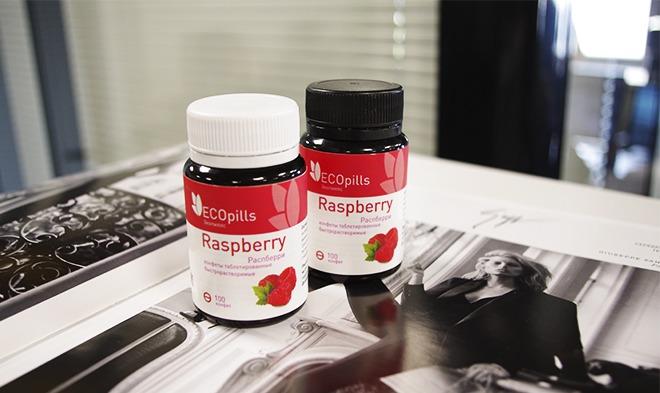ecopills raspberry в капсулах отзывы
