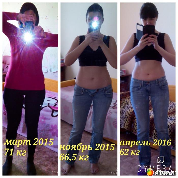 как похудеть на 9 кг за месяц