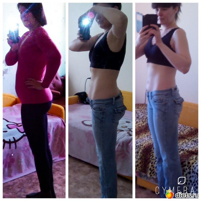 Как с 56 размера похудеть до 48