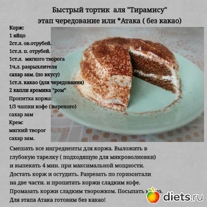 Рецепты по дюкану своими руками 10