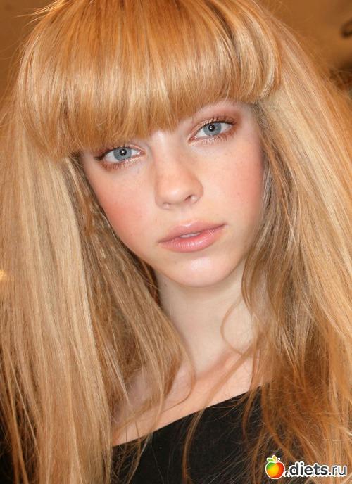 Лёгкие и красивые причёски в школу с распущенными волосами