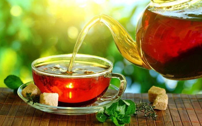 пурпурный синий чай чангу шу анчан купить