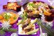 Легкие блюда на новогодний стол