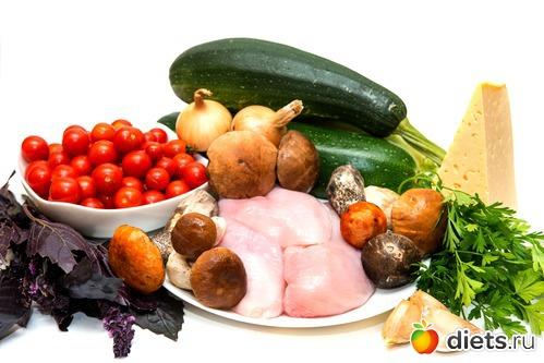 запеканки здоровое питание