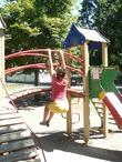 Фитнес между делом или Как приспособить детскую площадку под занятия спортом