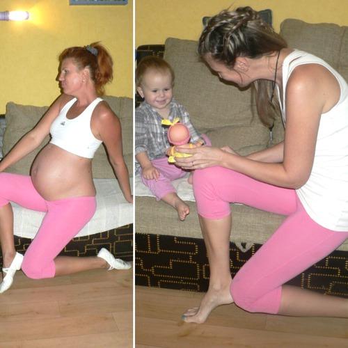 месяц после родов как подтянуться и похудеть