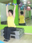 Особенности фитнеса для девушек PLUS-SIZE