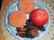 всем привет сегодня последний день диеты    фрукты                  завтра на весы   боюсь               косячила понемногу каждый день     а потом        снова хочу начать круг