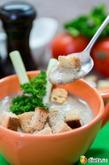 Грибной крем-суп. Вкусная коллекция