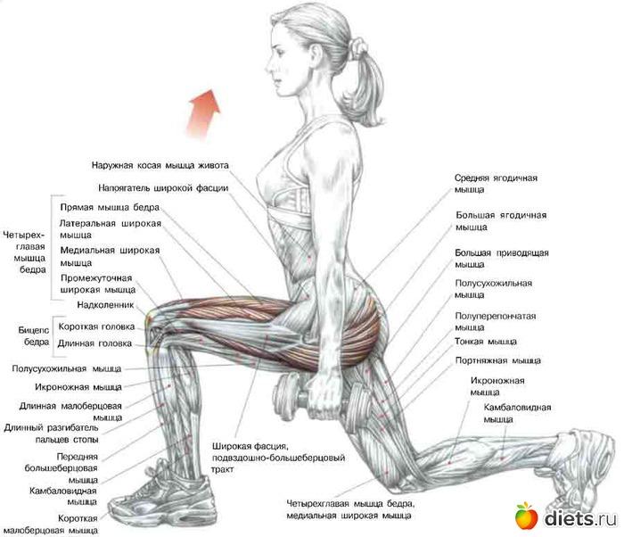 Как подтянуть мышцы всего тела в домашних условиях 993