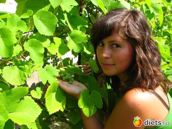 Виноградное лето))), альбом: Я