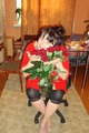 эти розы для вас