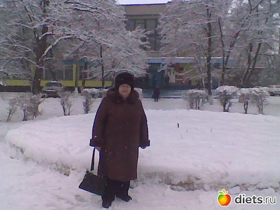 Зимний день., альбом: Красоту не  чем не испортить!!!)))) (шутка)