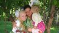 Мои девочки Юля и Маруся
