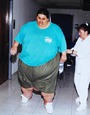 самый толстый человек