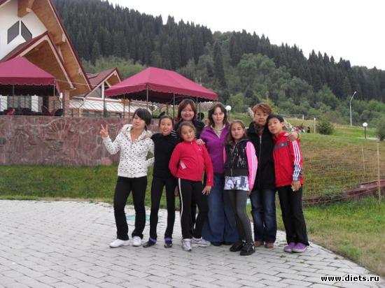 Моя группа в Казахстане), альбом: Объект был замечен...