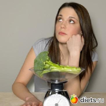 похудела как удержать вес