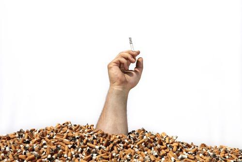 Если бросить курить толстеешь или худеешь