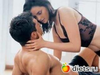 Похудение во время секса