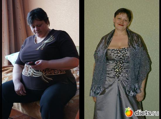 41 фото: Похудевшие на методике