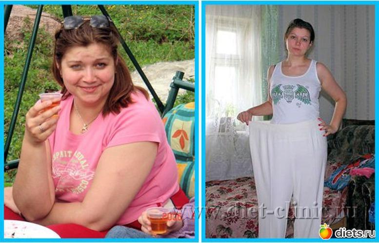 43 фото: Похудевшие на методике