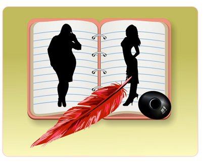 Дневники похудения с фото до и после