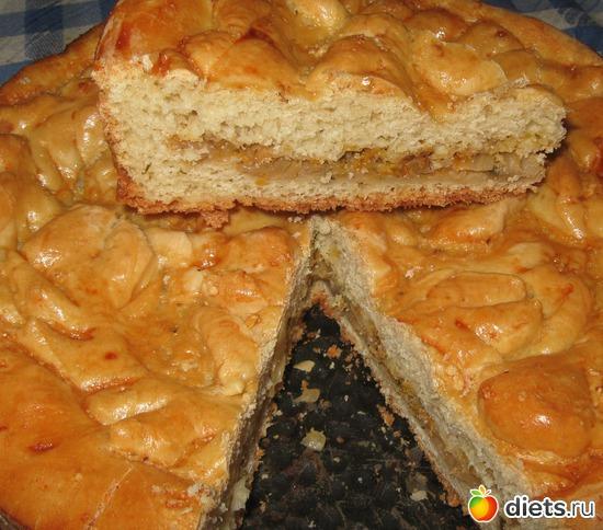 Пирог с капустой, альбом: Я готовлю