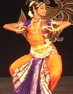 Бхаратанатьям: подарок Брахмы