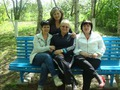 Мои сестры и подруга