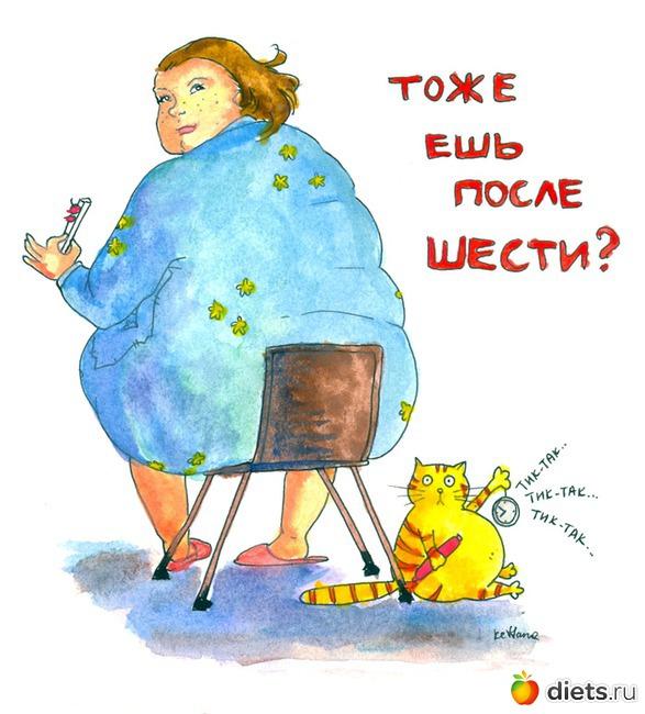 Смешные картинки для диеты