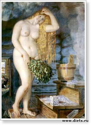 фото венера кустодиев русская