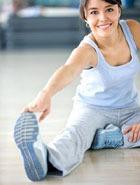Стретчинг. Растягиваем не только мышцы, но и молодость